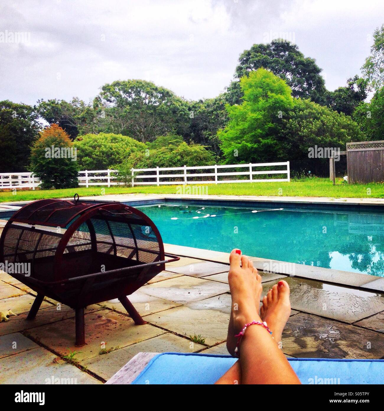 Chilmark Marthas Vineyard MA Summer lovin salt water pool home