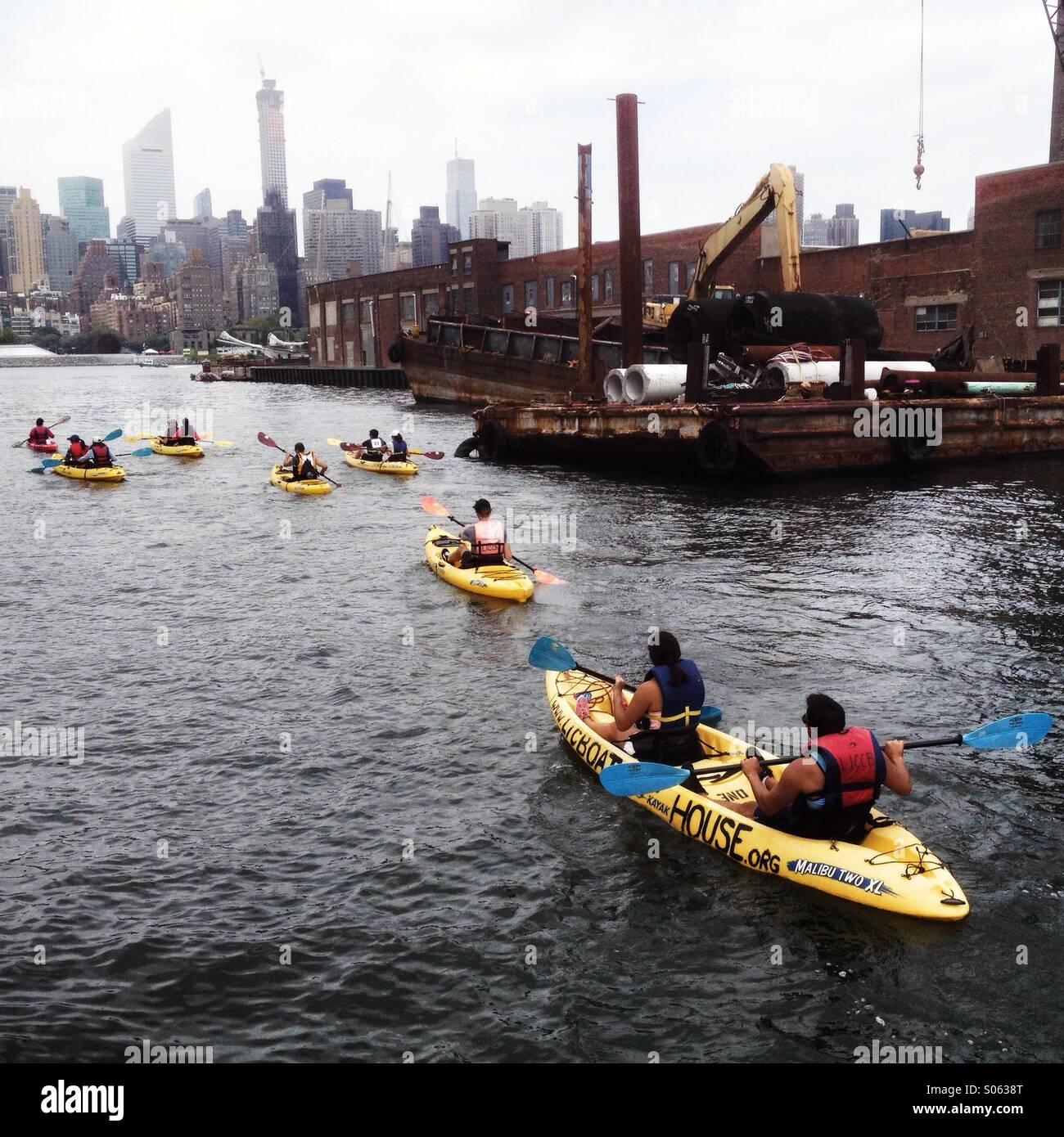 Kayak Club Stock Photos & Kayak Club Stock Images