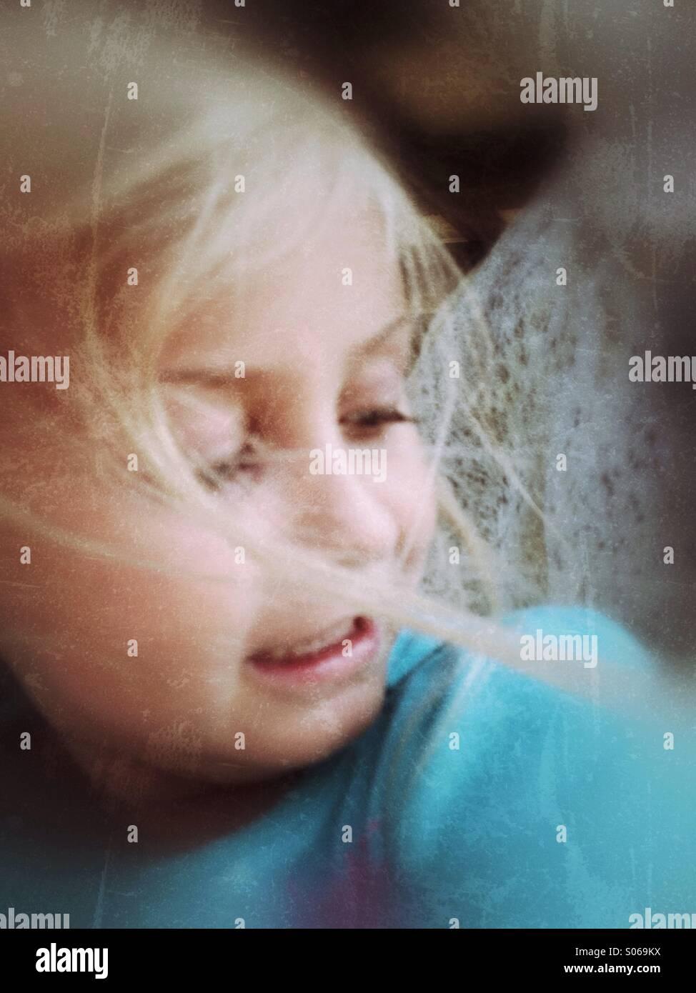 Closeness. - Stock Image