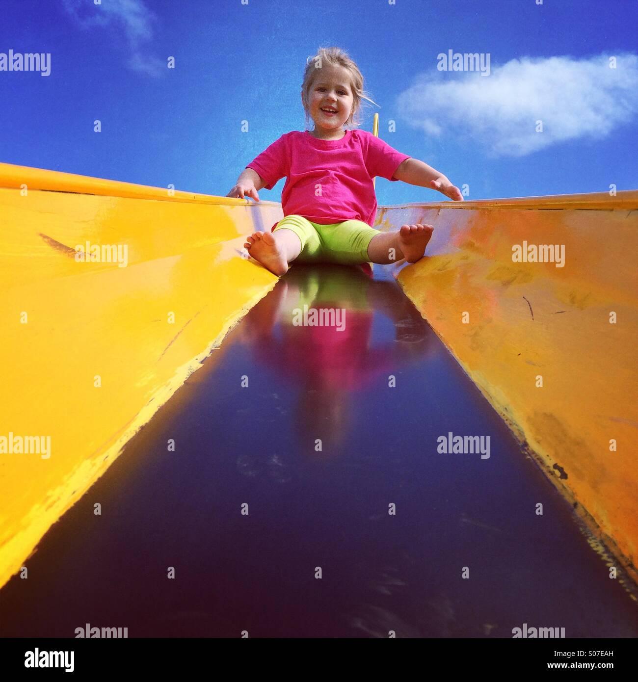 Play park - Stock Image