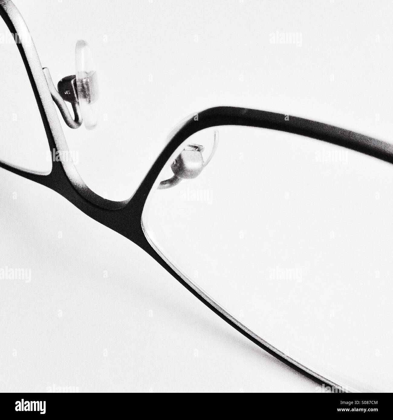 Eye glasses - Stock Image