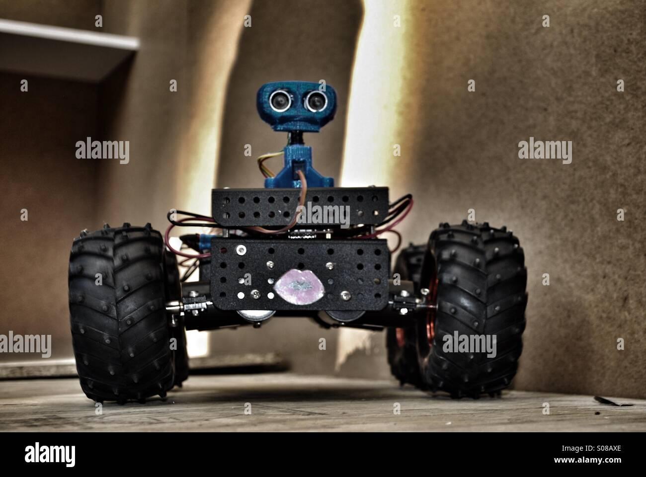 Mobile Robotics Stock Photo