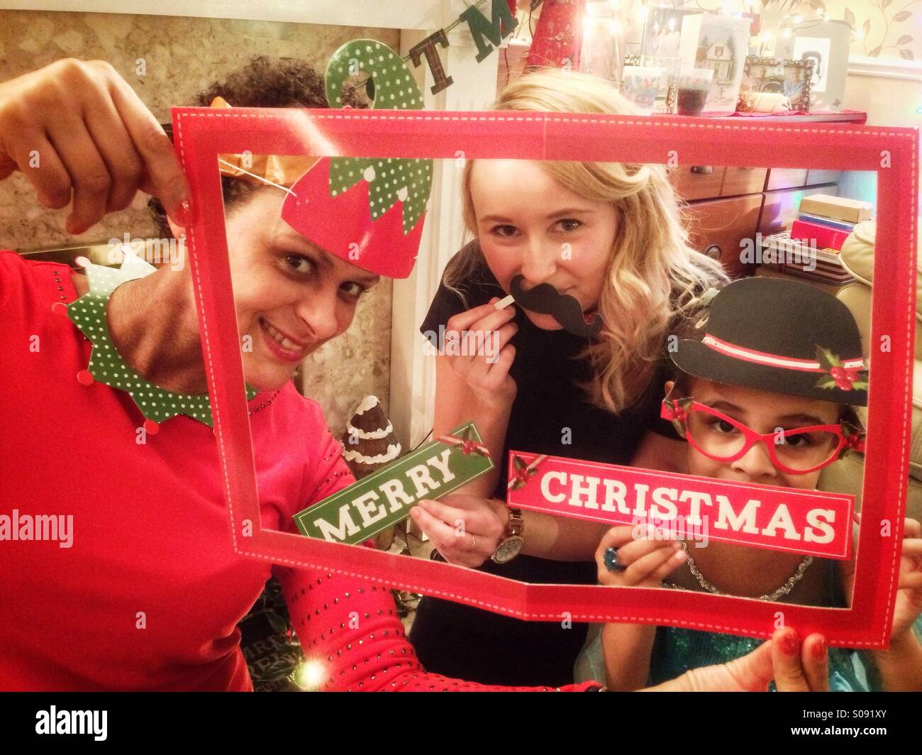Merry Christmas! - Stock Image