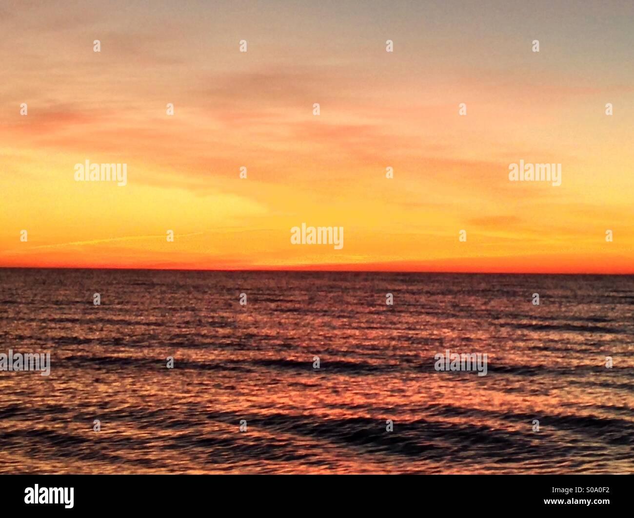 Sunset Marco Stock Photo: 310006566 - Alamy
