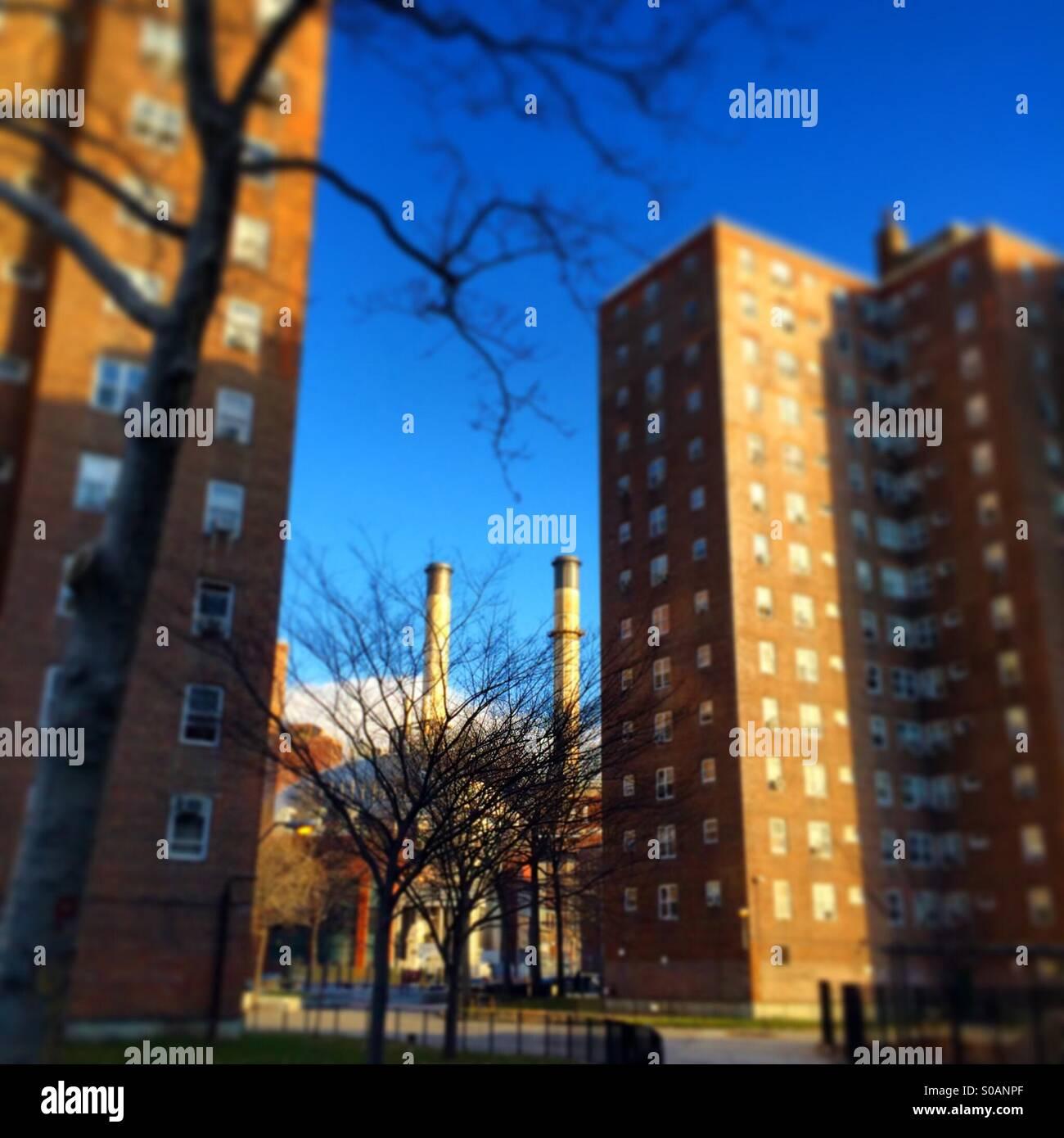 Manhattan Housing Stock Photos & Manhattan Housing Stock