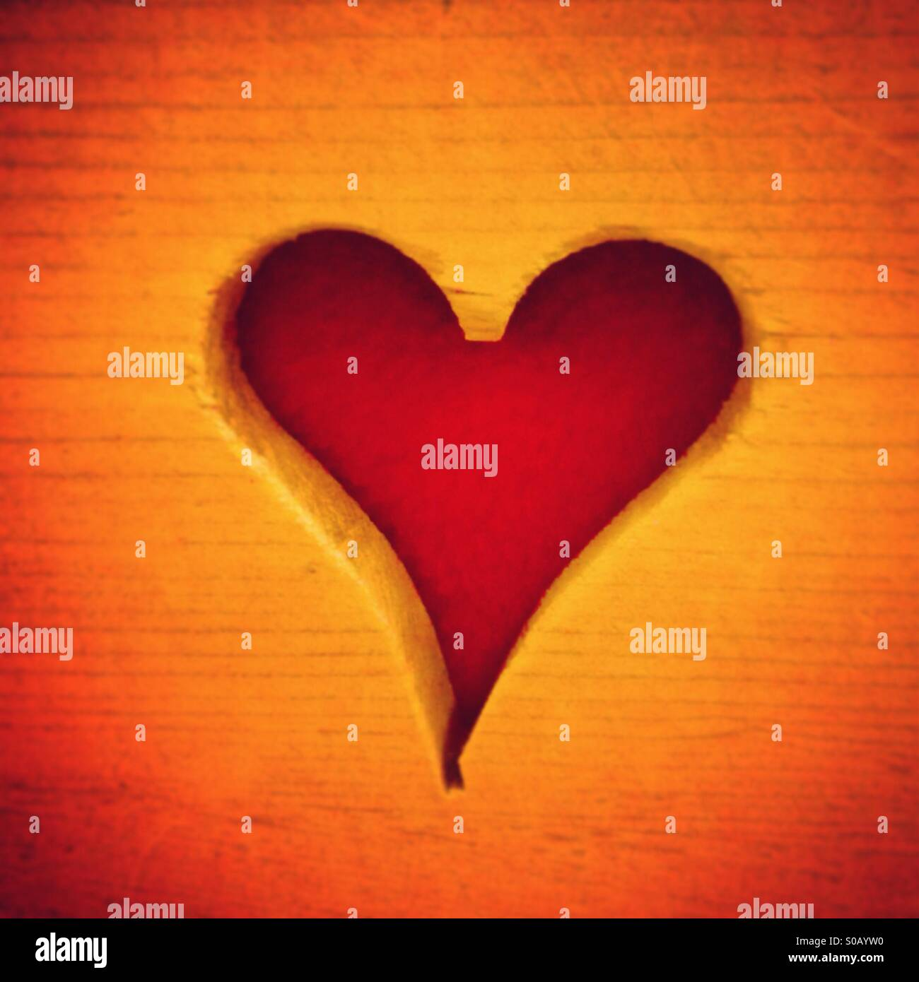 Valentine's Day - Stock Image