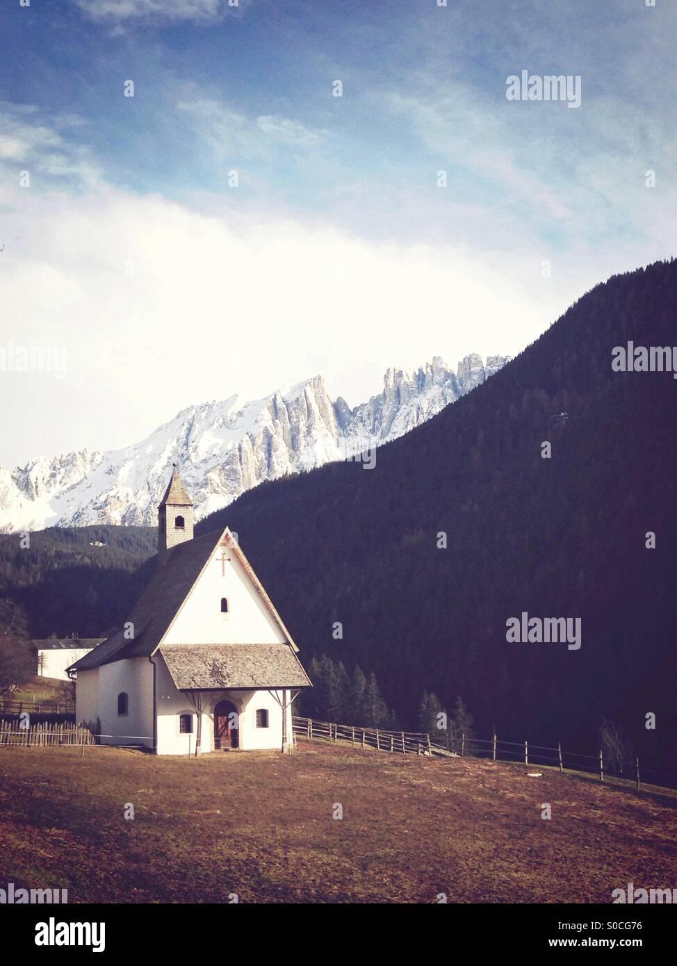 Winter holidays Dolomites :: Robatscher