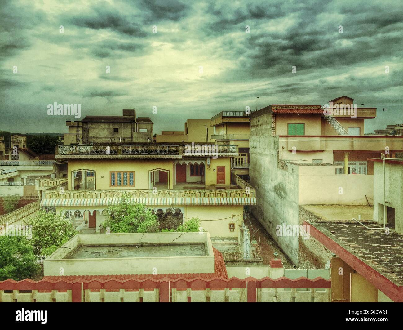 Punjab House Stock Photos  for Punjab Simple House  34eri