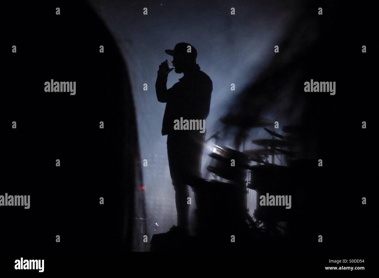 Royal Blood at Brixton Academy 2015. Stock Photo