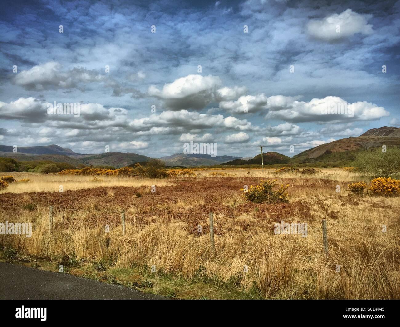 North Wales - Stock Image