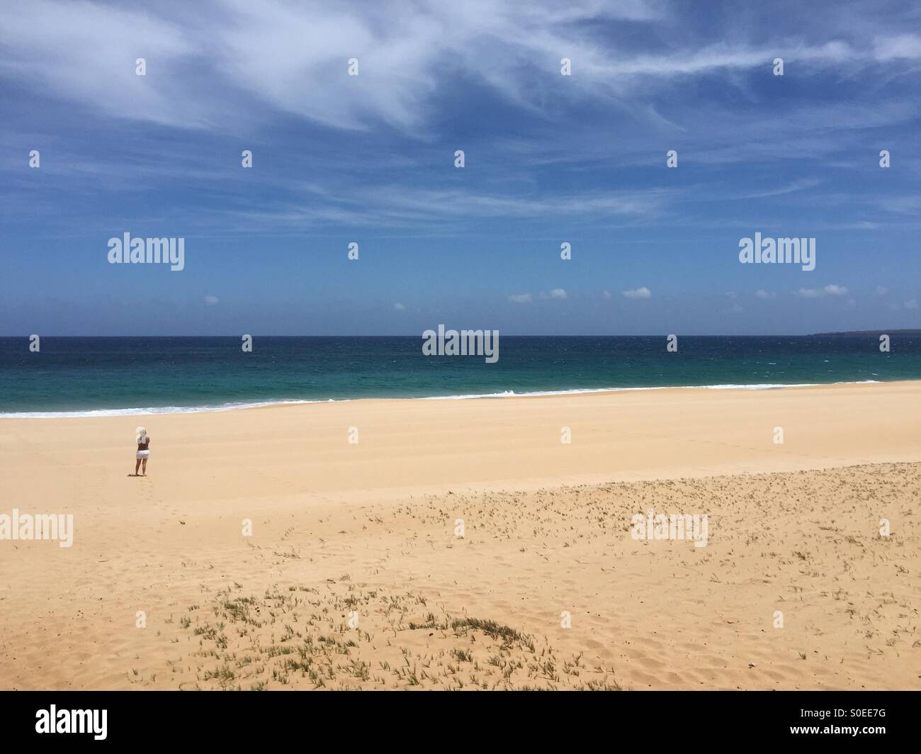 8ff493fd8d2c0 Lonely Beach Walk Stock Photos   Lonely Beach Walk Stock Images - Alamy