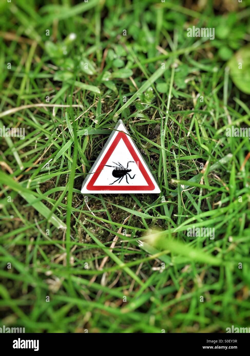 Attention Ticks - Stock Image