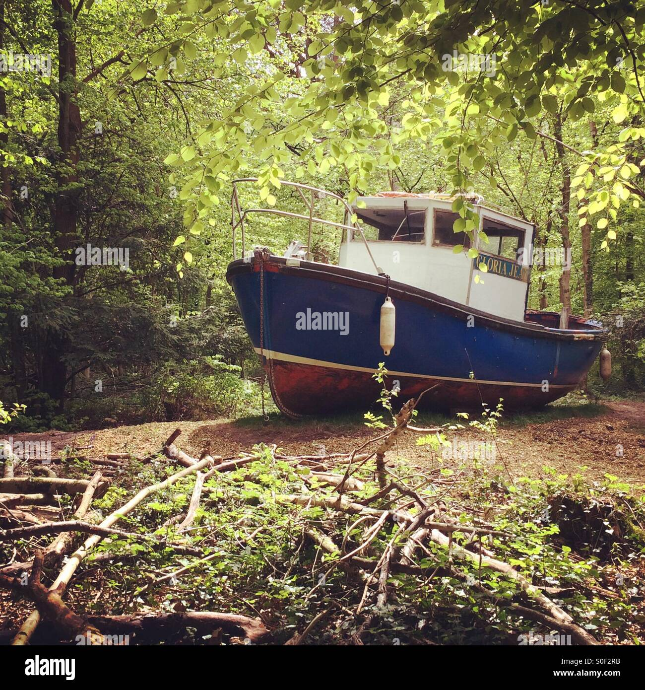 Withdrawn by Like Jerram - Stock Image