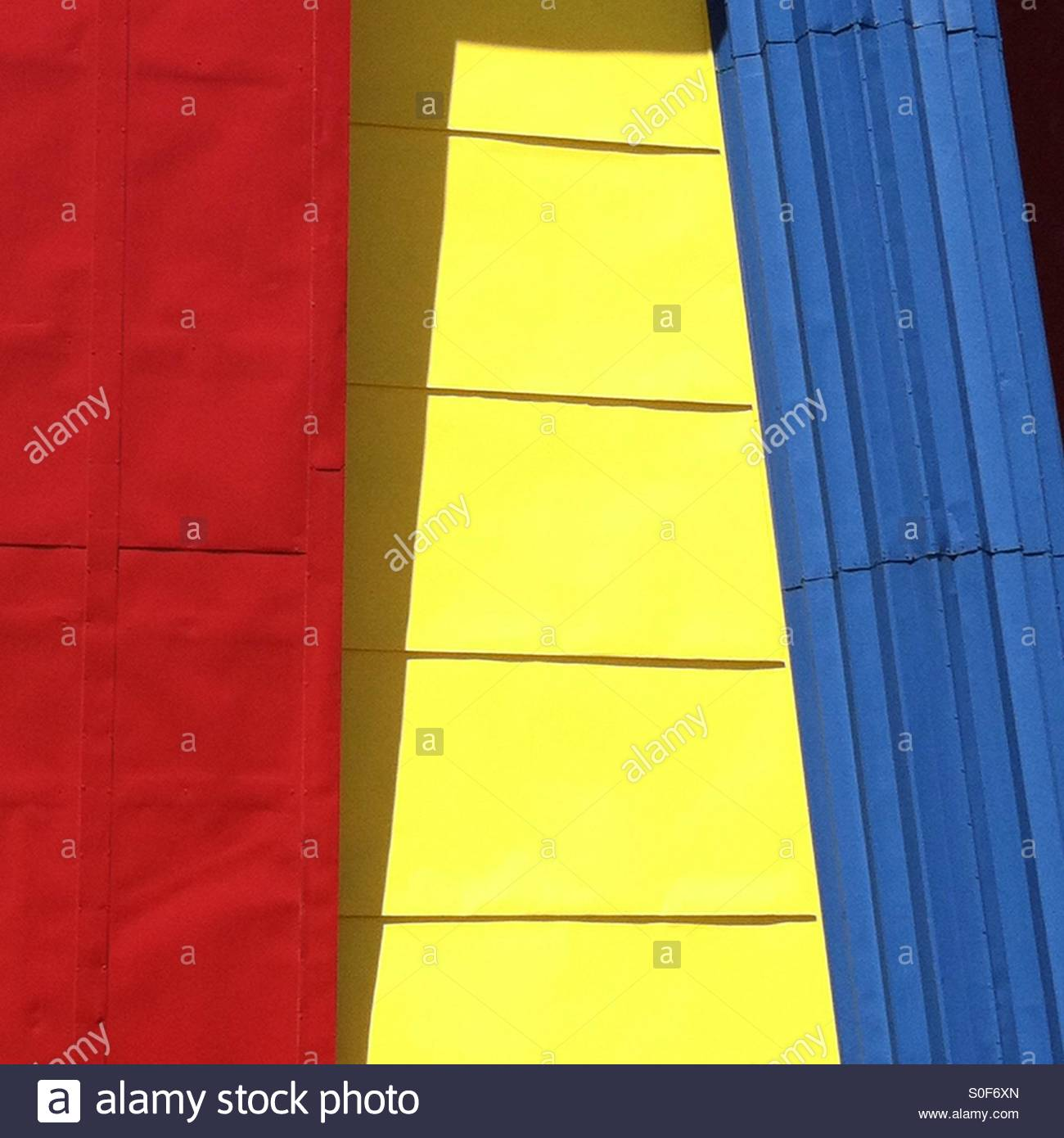 Primary Colors - Stock Image