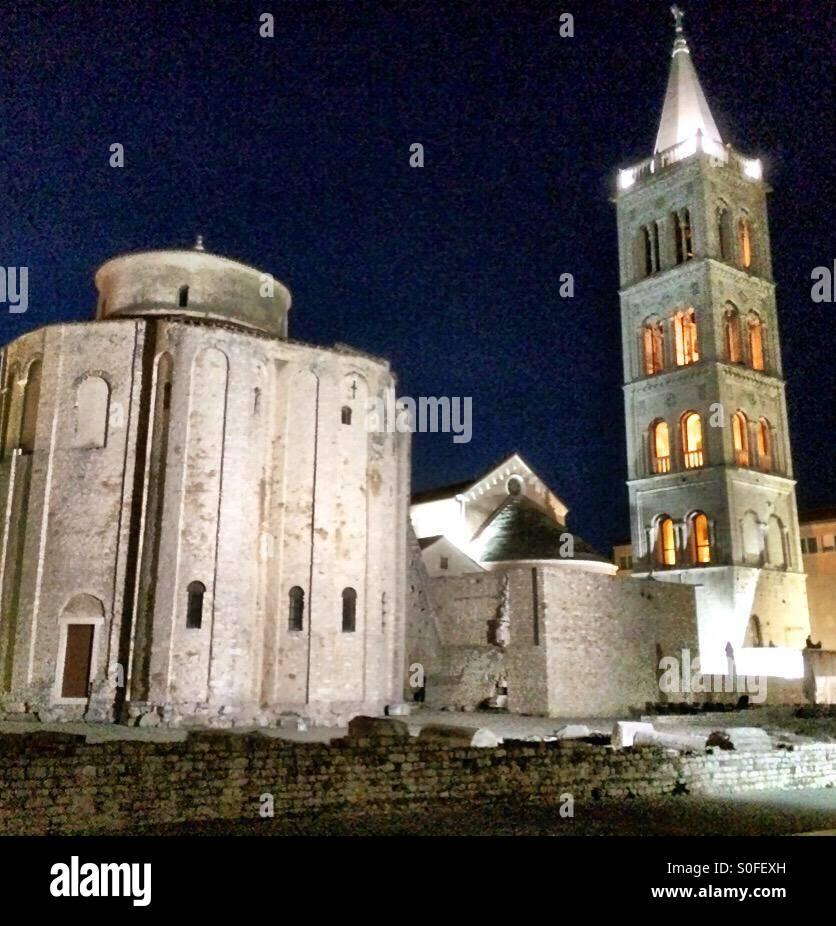 Zadar, Croatia, Balkans - Stock Image