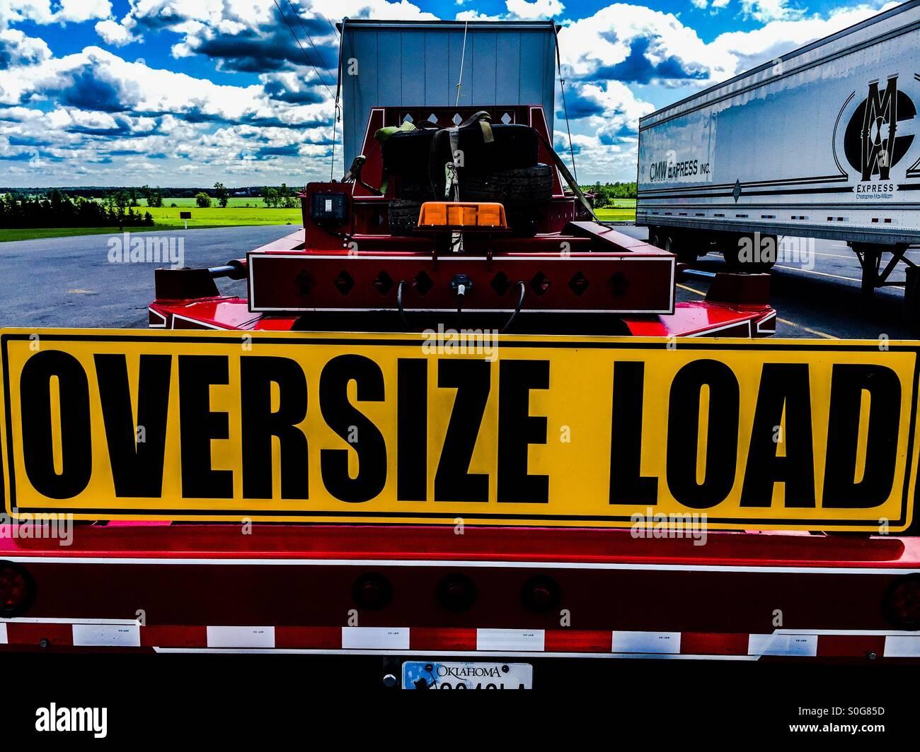 Oversize - Stock Image