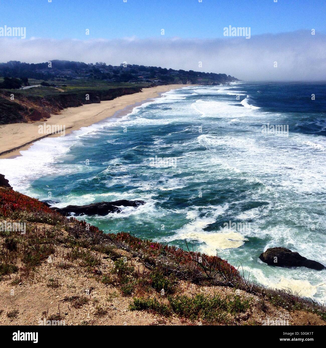 PCH views! - Stock Image