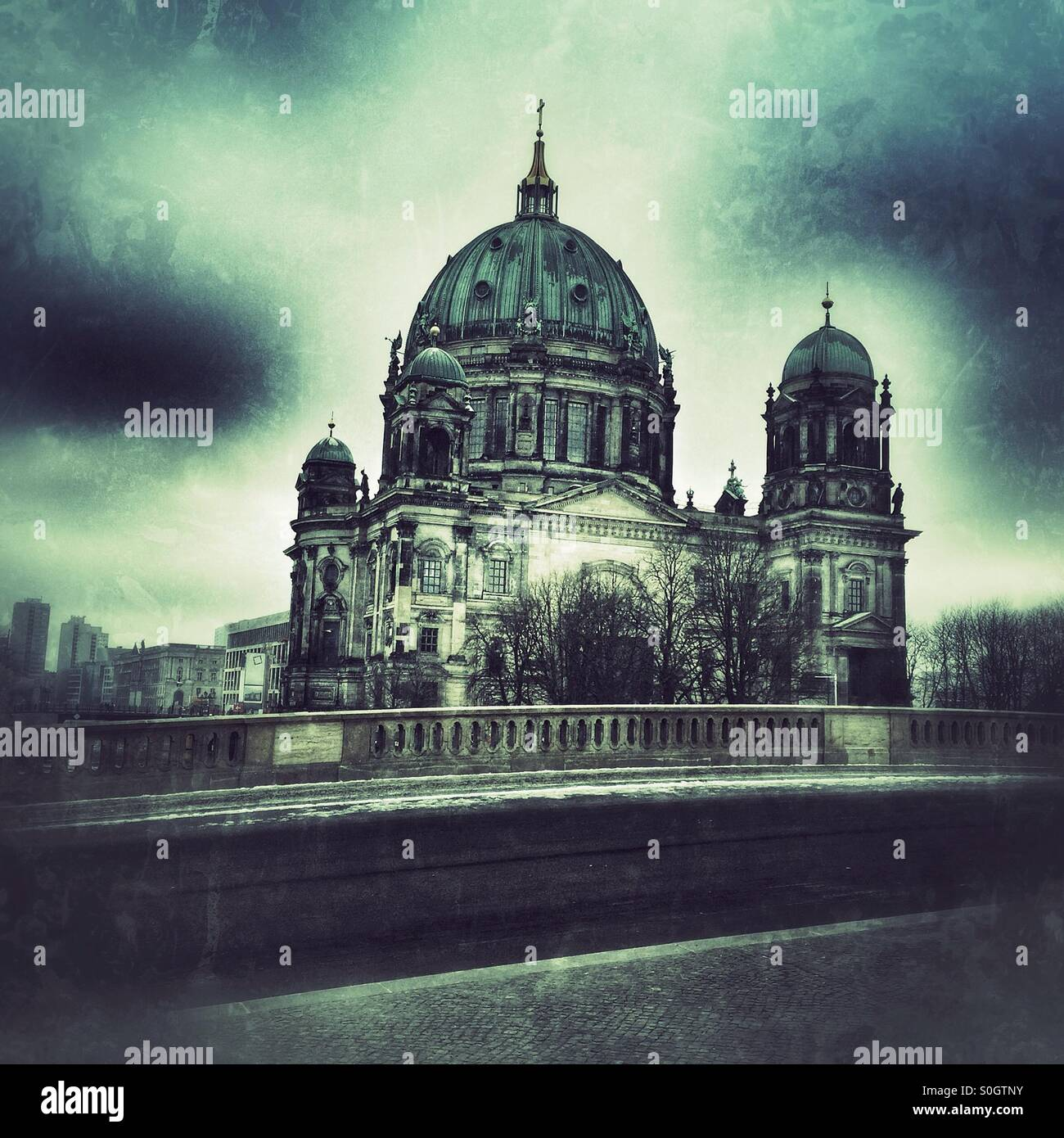 Berliner Dom, Berlin , Germany - Stock Image