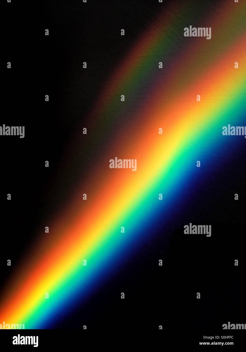 Spectrum - Stock Image
