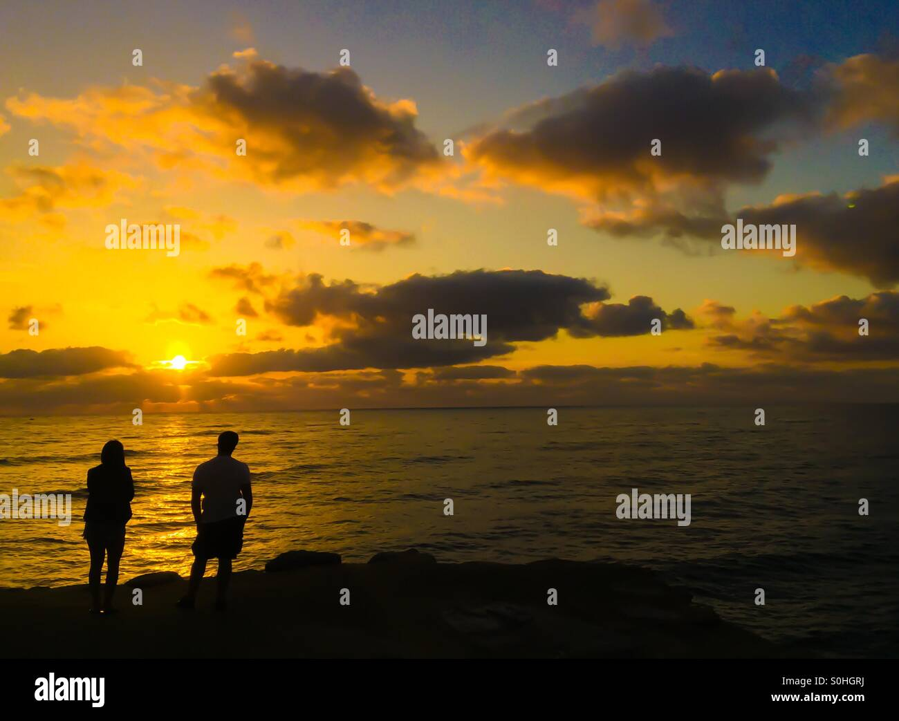 Sunsets - Stock Image