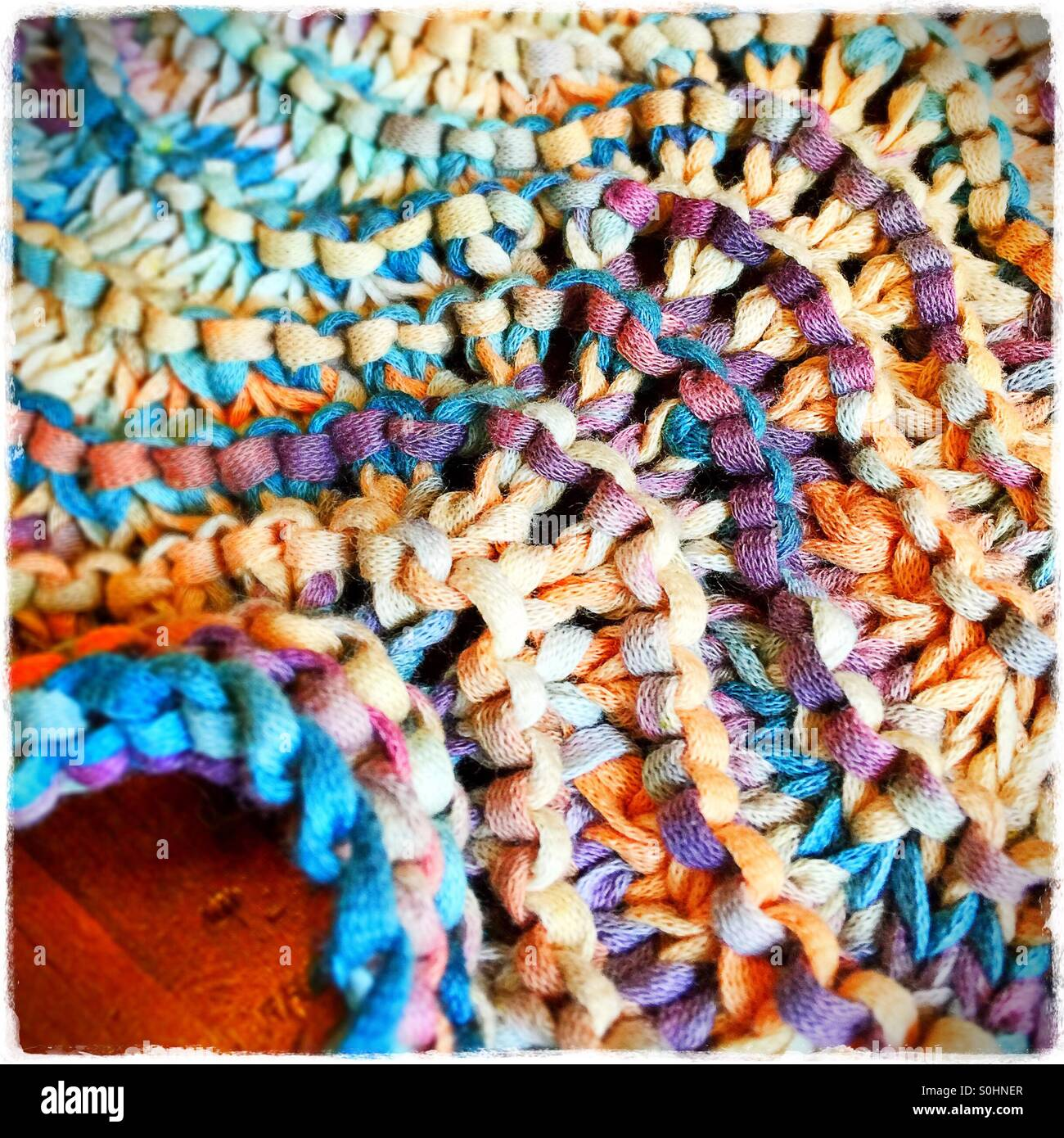 Variegated Yarn Stock Photos & Variegated Yarn Stock Images - Alamy