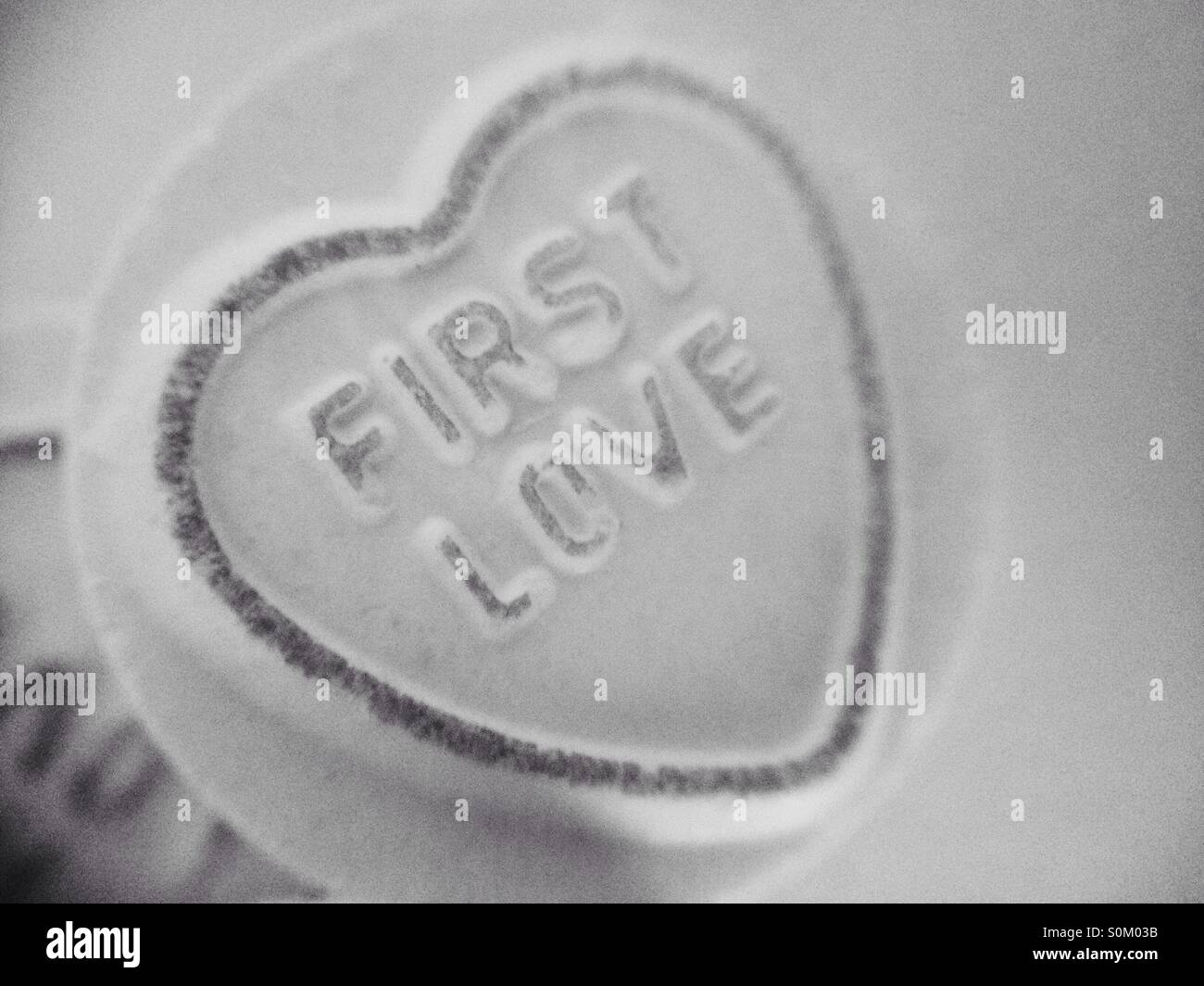 Sweetheart - Stock Image