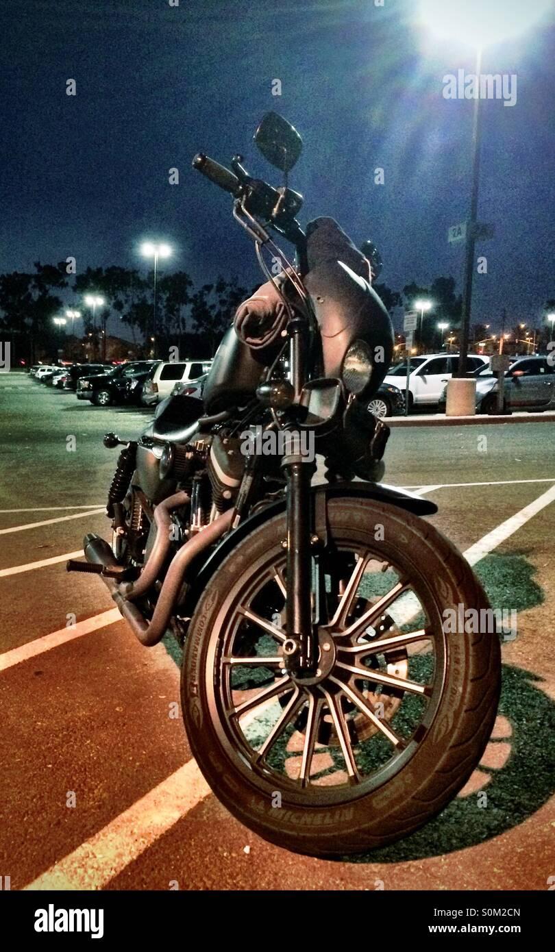 2014 Harley Davidson V Rod - Stock Image