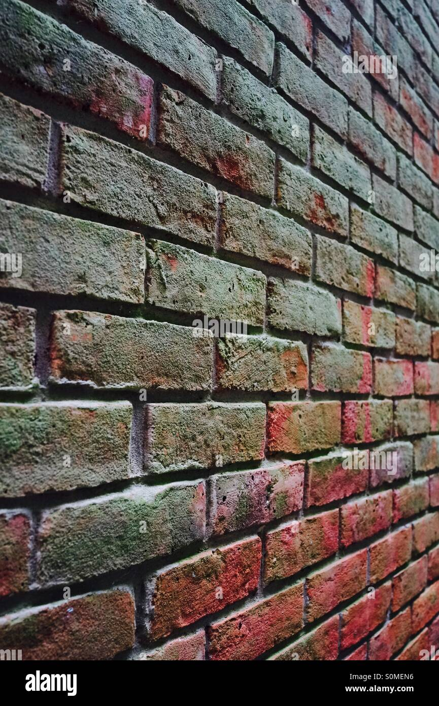 The Wall - Stock Image