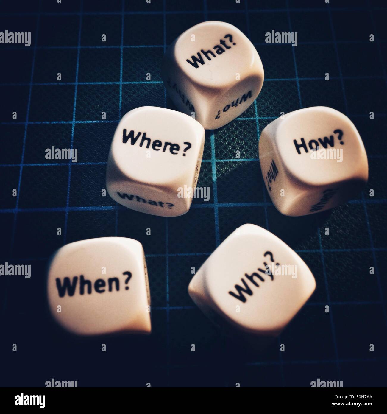 Where - Stock Image