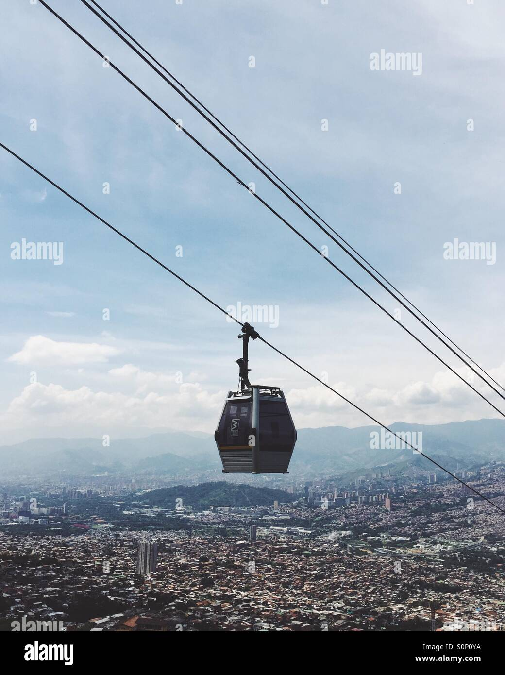 Medellín Colombia Stock Photo