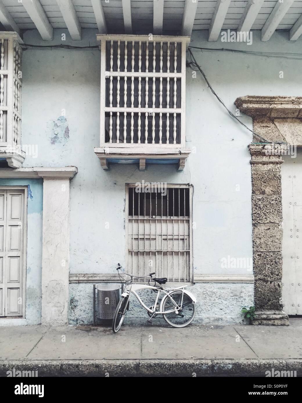 Cartagena Colombia Stock Photo