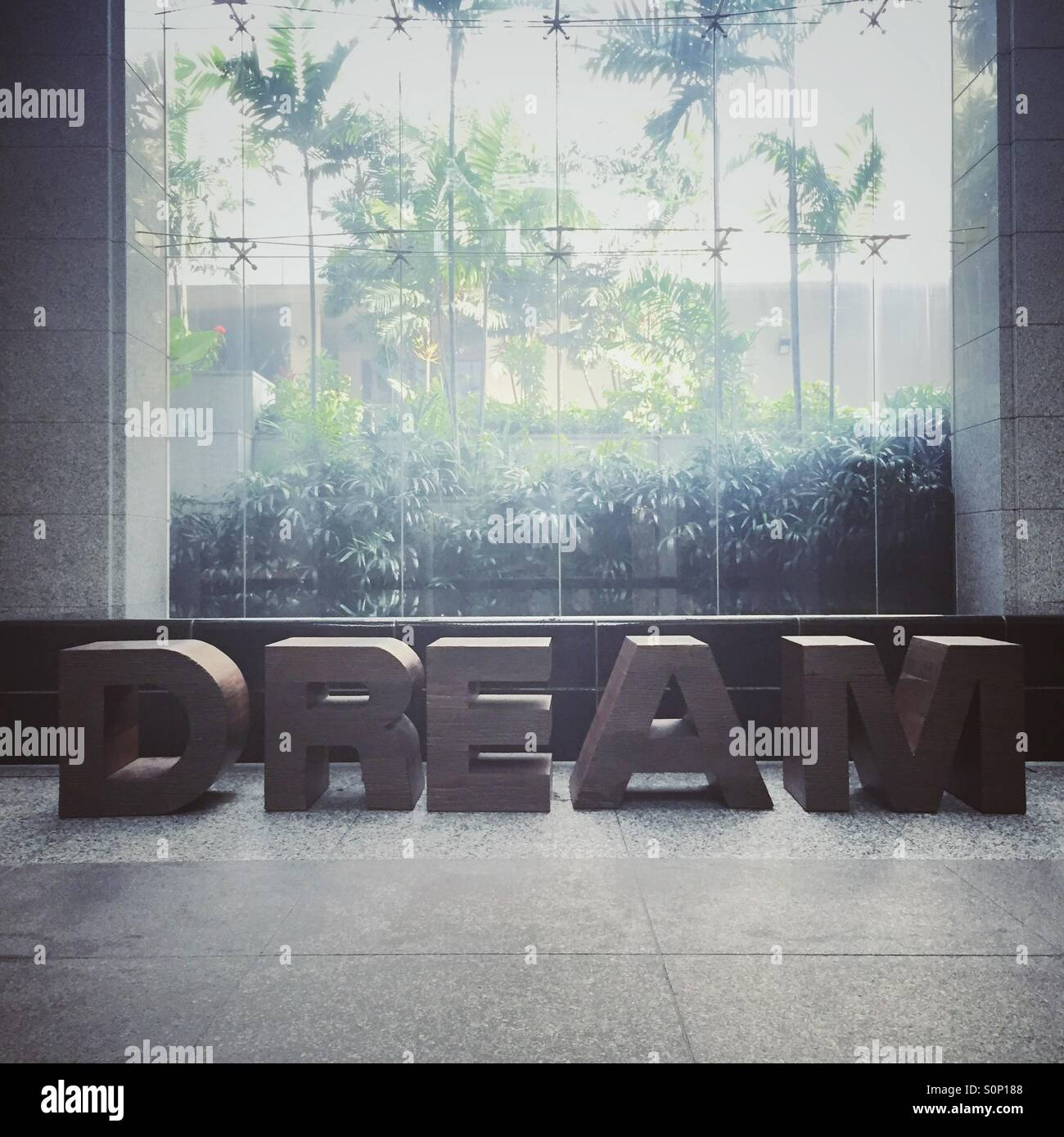 Dream - Stock Image