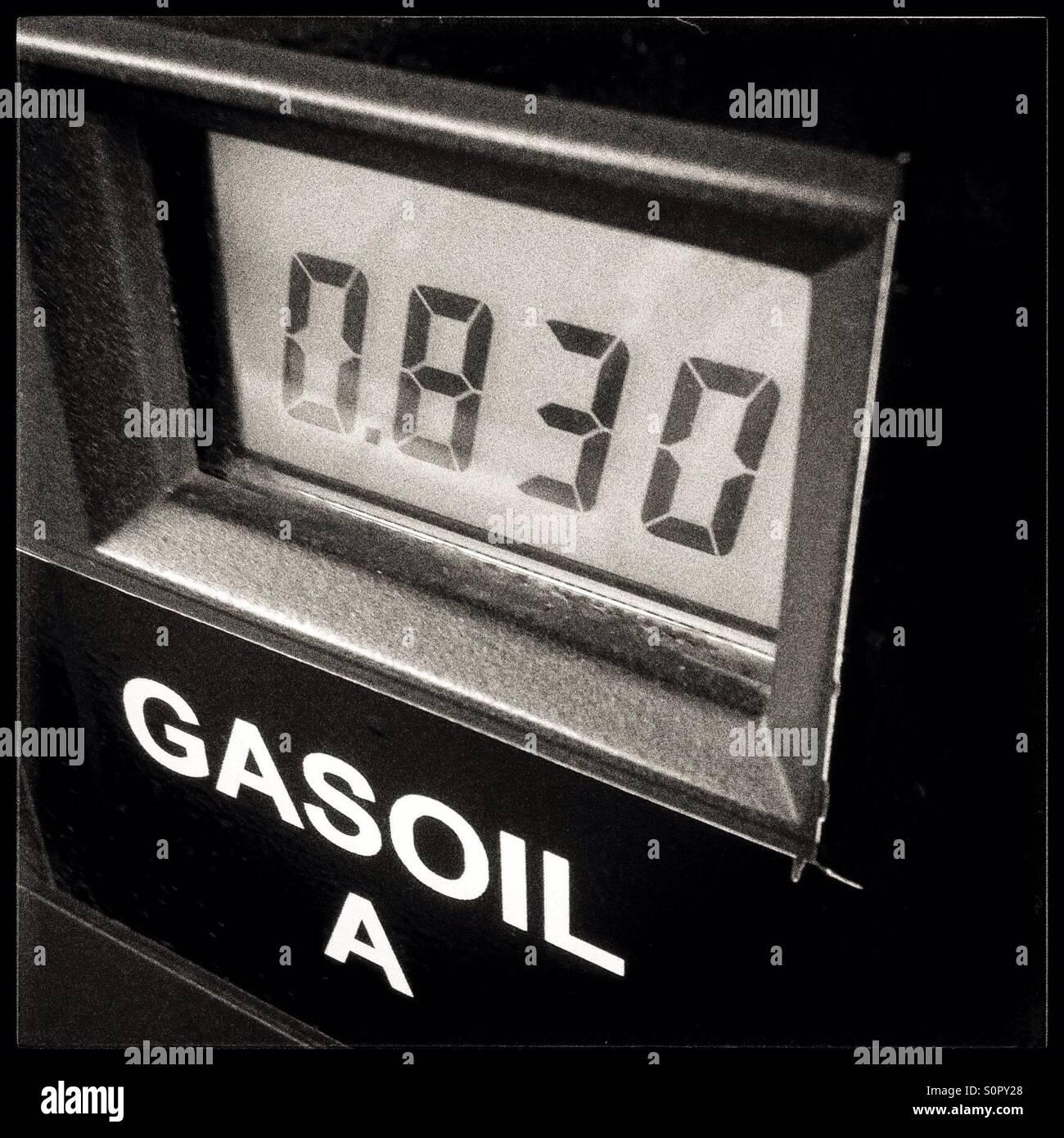Gasoil Stock Photos Gasoil Stock Images Alamy