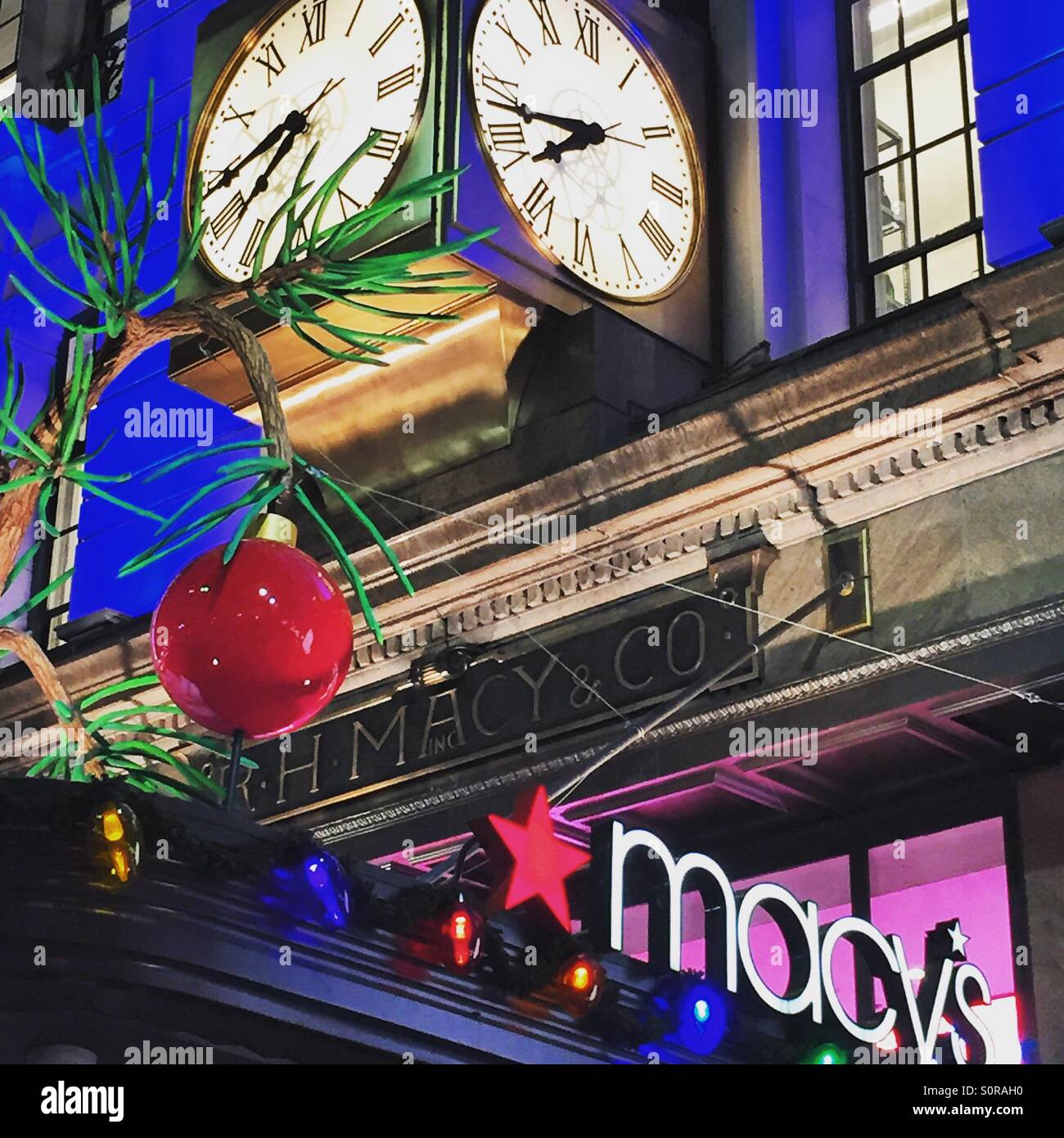 Macys New York Stock Photos & Macys New York Stock Images