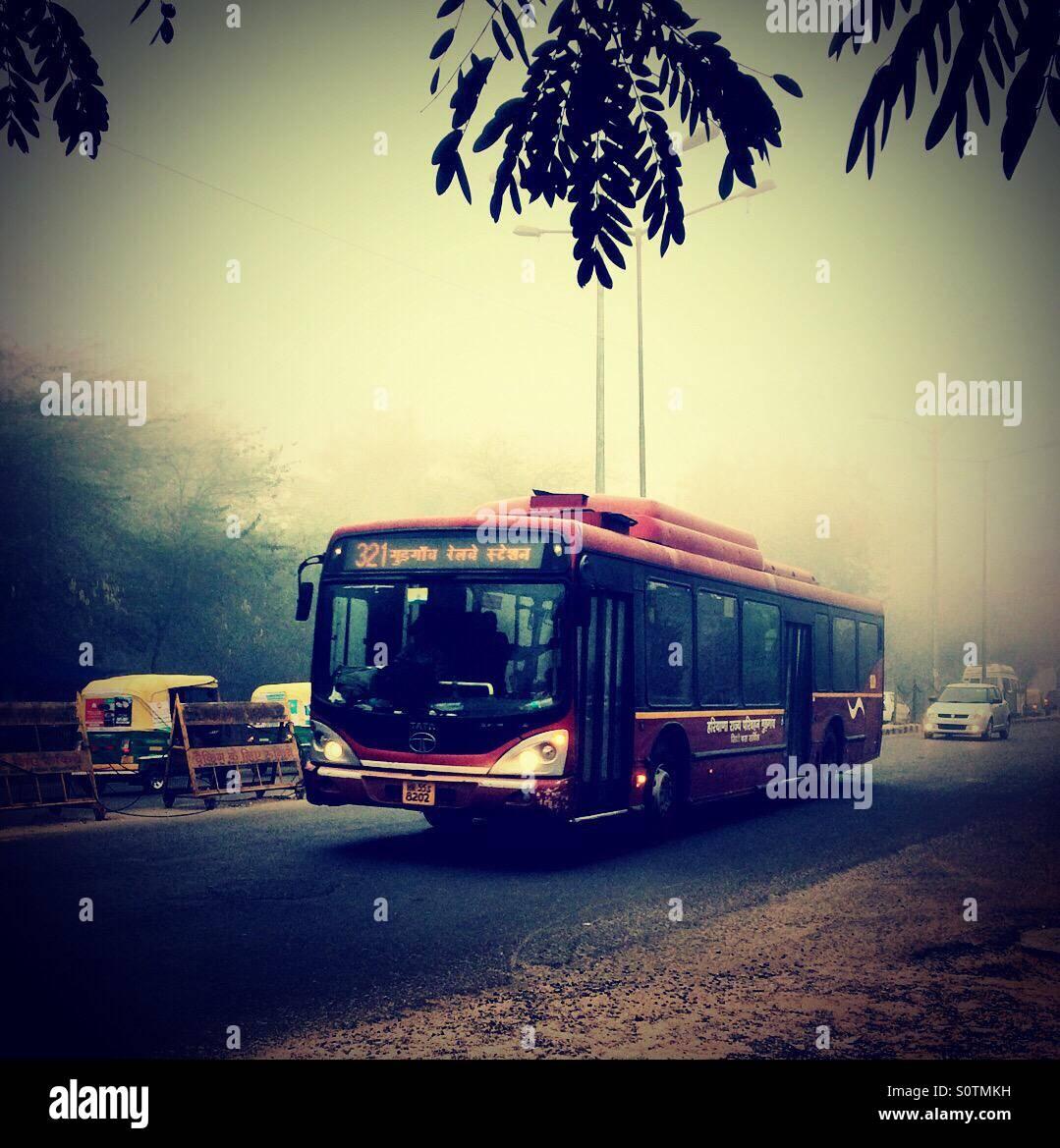 Dtc Bus Stock Photos & Dtc Bus Stock Images - Alamy