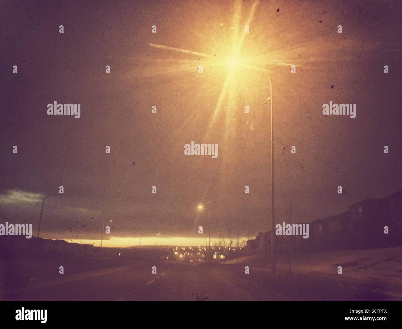 Those mornings - Stock Image