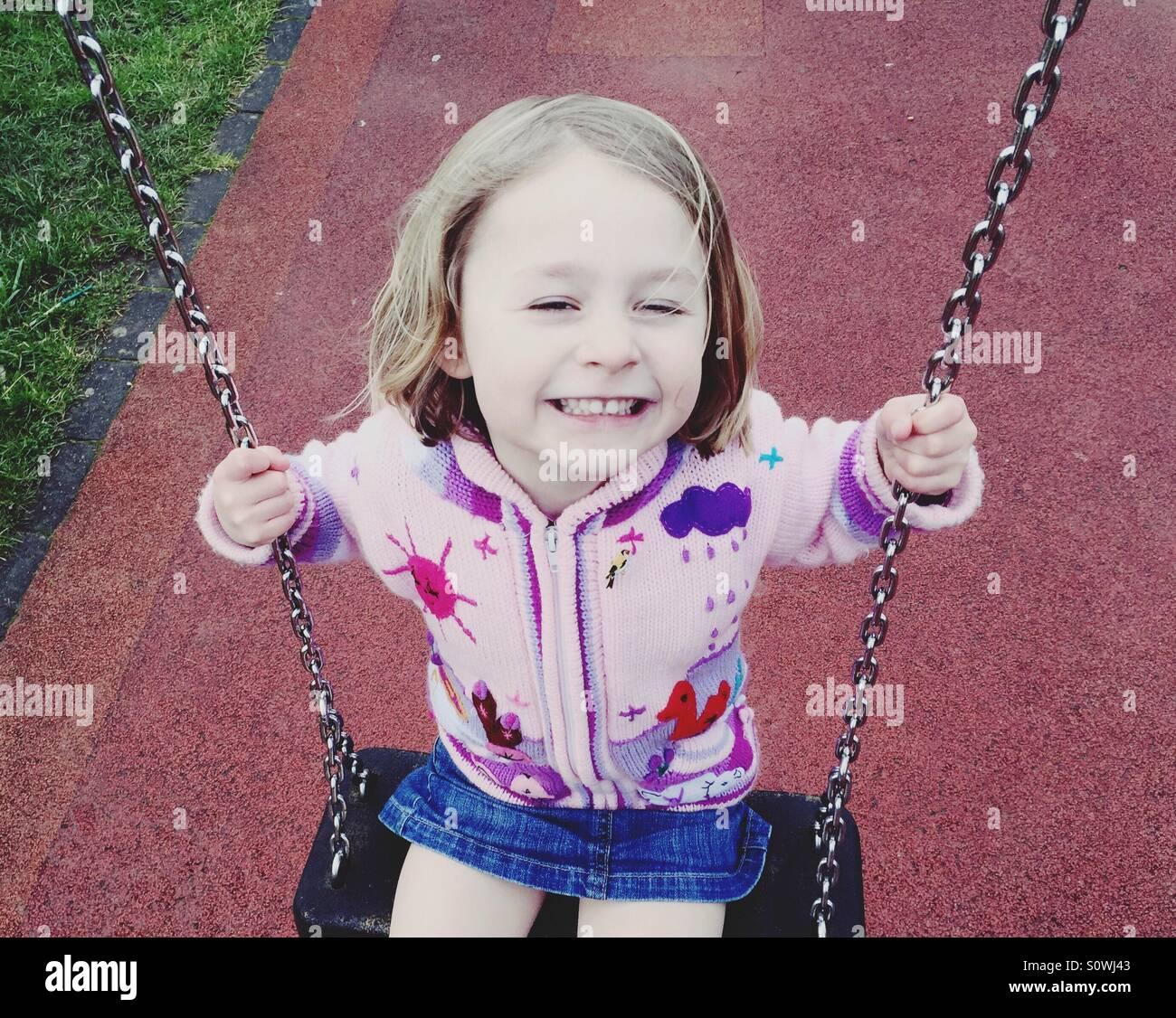 Swinging fun pics
