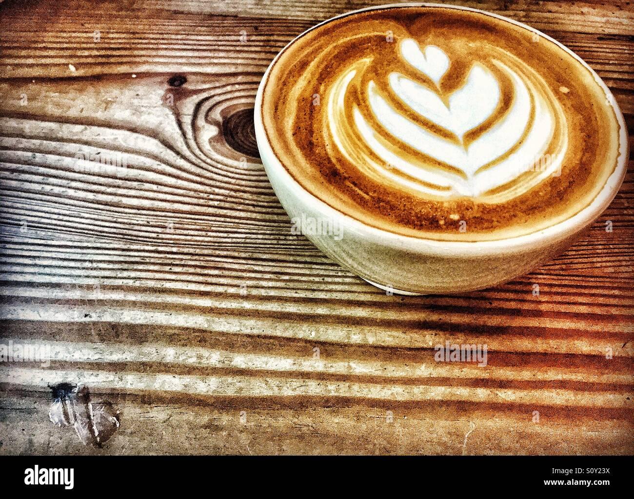 Coffee time - Stock Image