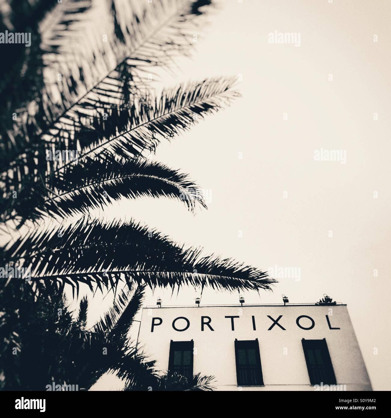 Protocol Hotel, Palma, Majorca Stock Photo