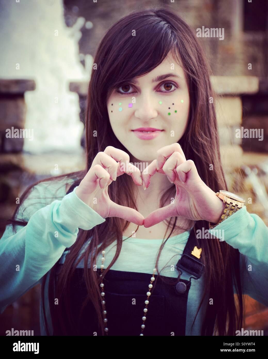 Love - Stock Image