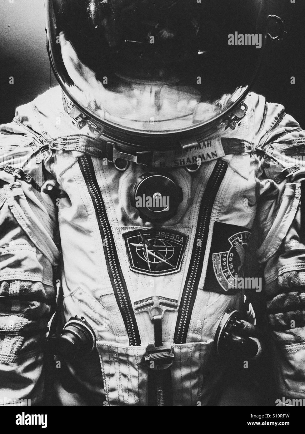 Spacesuit - Stock Image