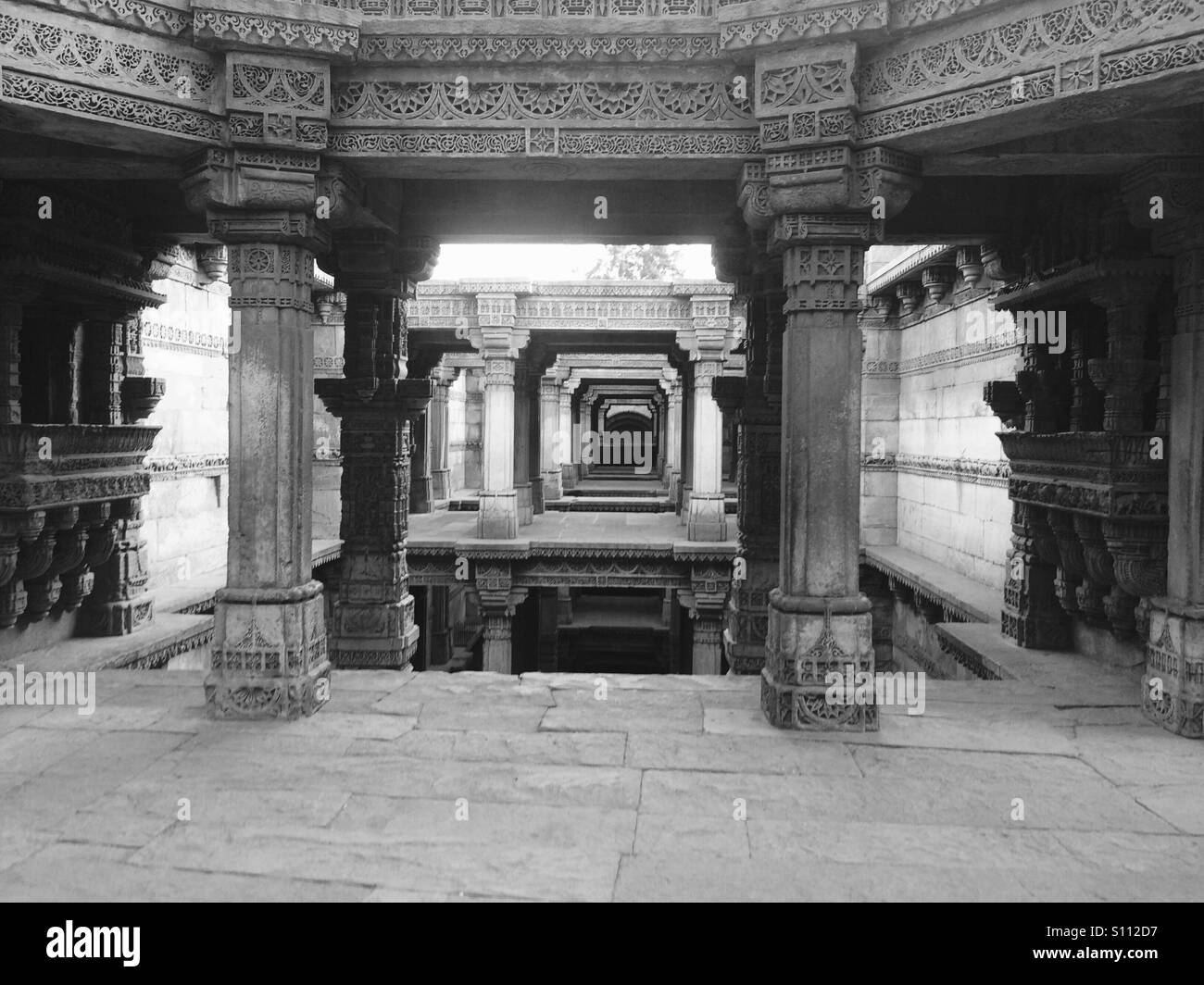 Acient monuments - Stock Image