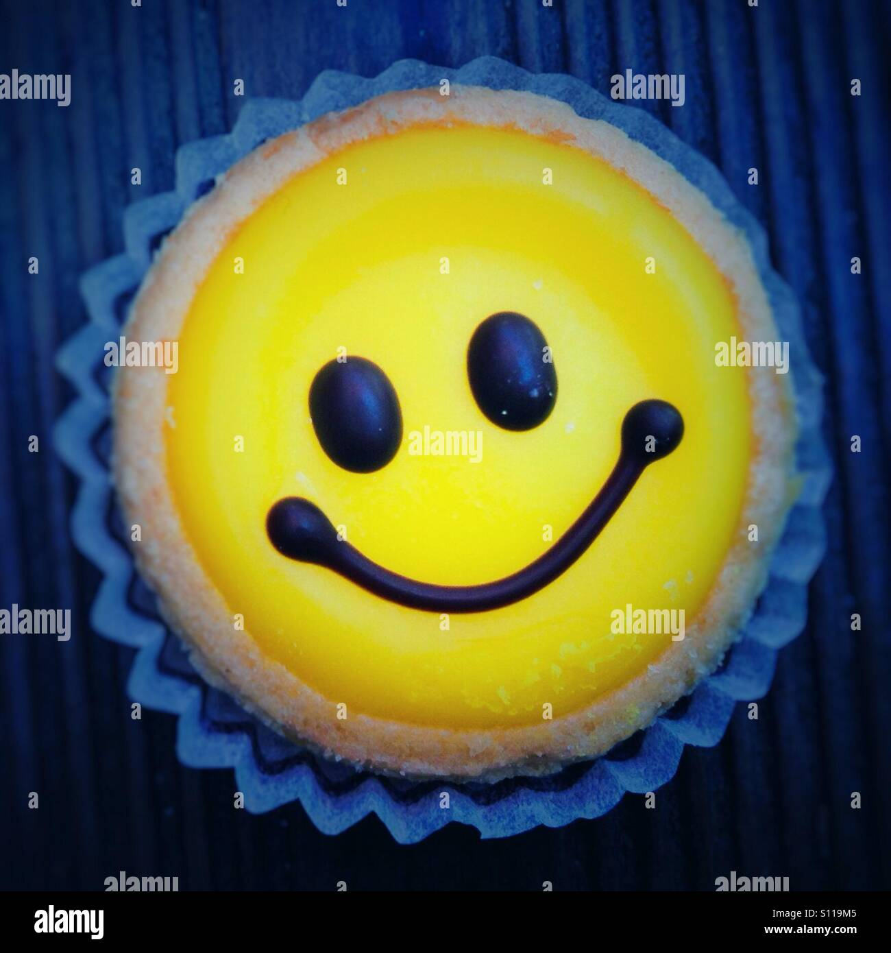 Smiley sign icon. Smiling face symbol of luck & hapiness & peace Stock Photo