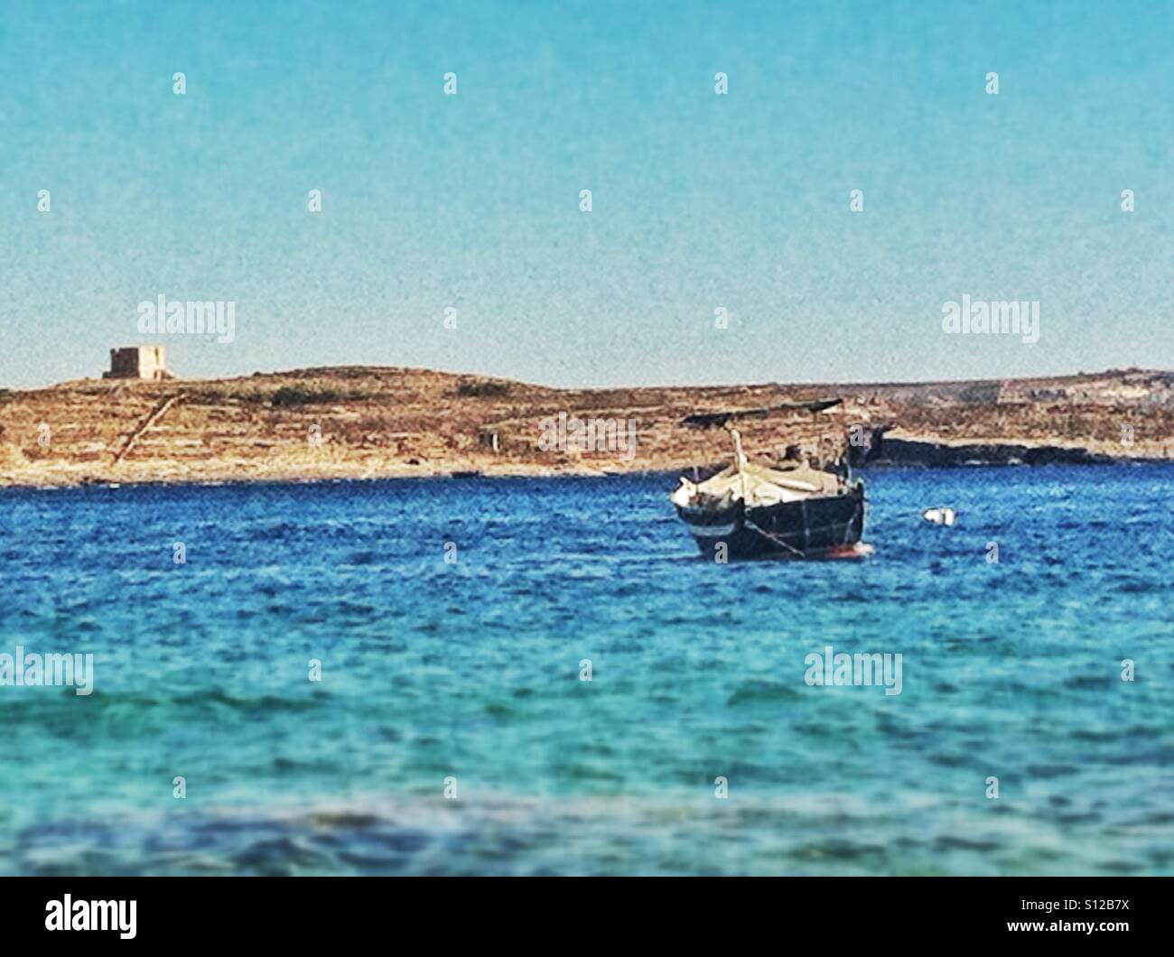 Balmy Days - Stock Image
