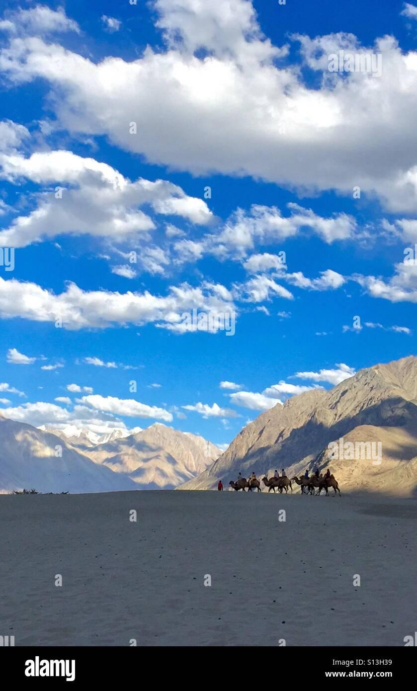 Cold Desert Leh India Stock Photo 310480557 Alamy