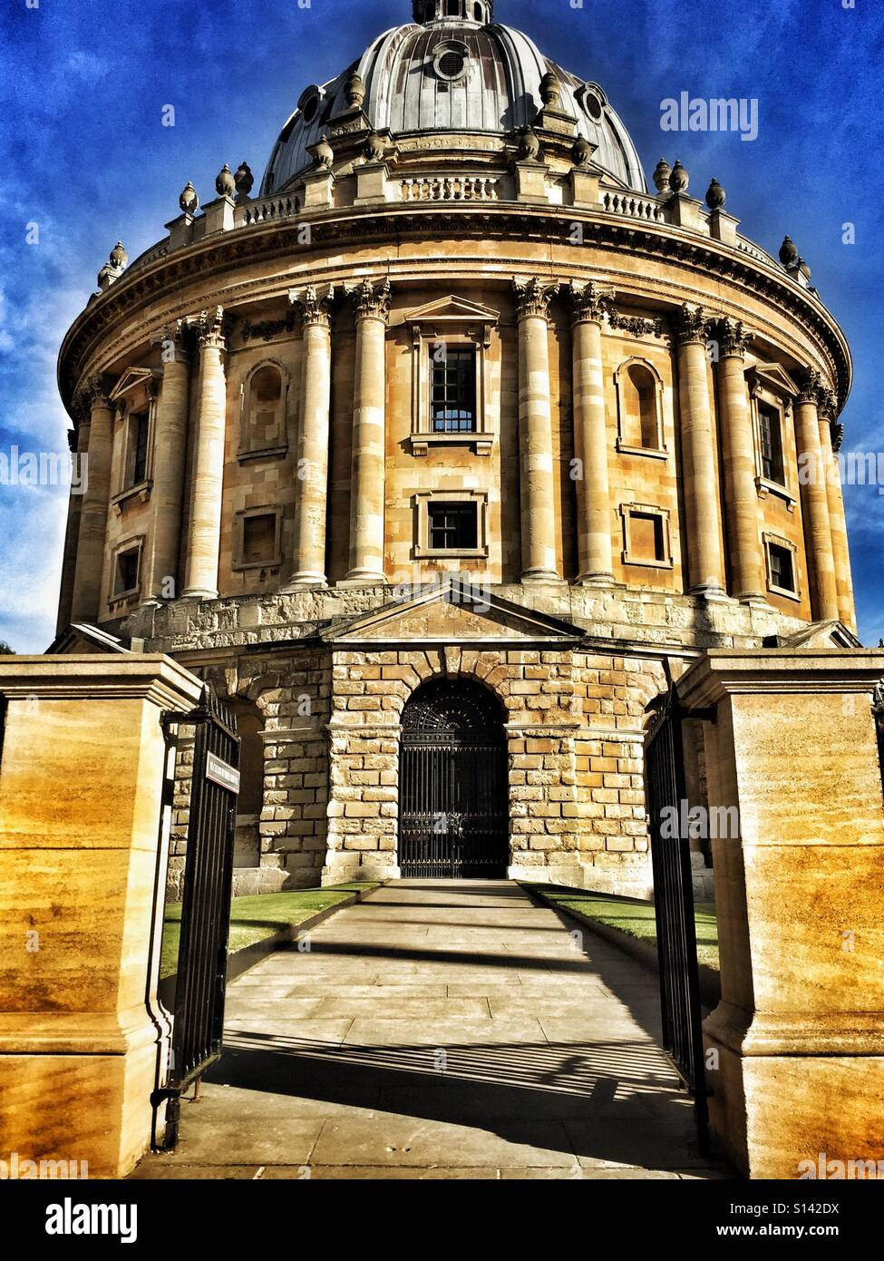 Oxford Radcliffe Camera - Stock Image