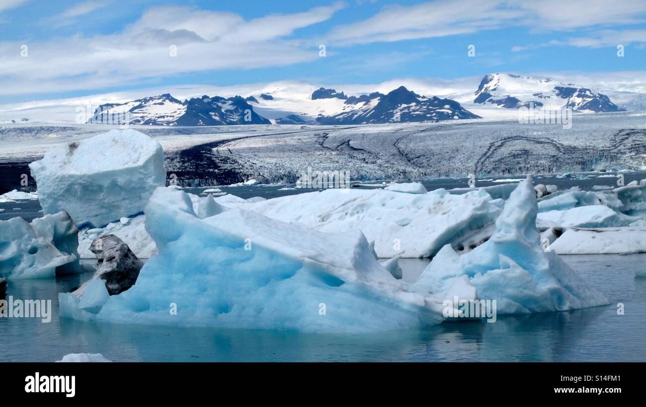 Iceberg - Stock Image