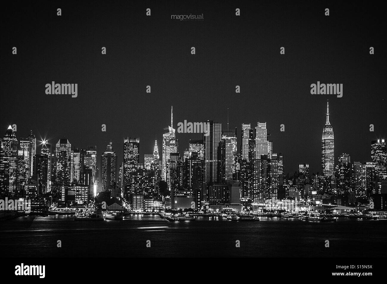 Amazing New York City - Stock Image