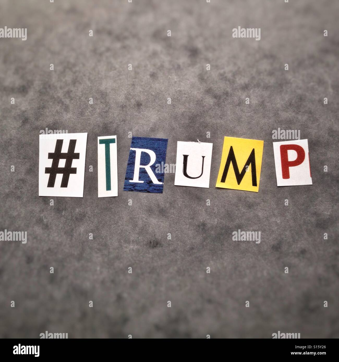 The word hashtag trump written with newspaper cutout letters stock the word hashtag trump written with newspaper cutout letters spiritdancerdesigns Gallery