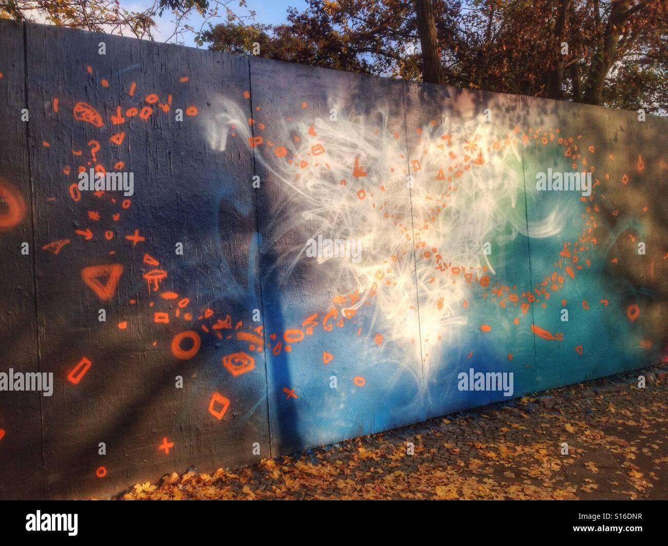 Graffiti endless stock photos graffiti endless stock images alamy - Eternity gran canaria ...